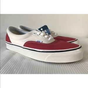 Vans Era 95 DX Anaheim Factory Sneakers OG Red NWB